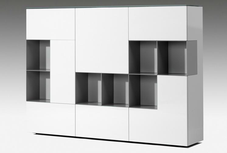 Kasten tv oplossingen wonen poppels meubelhuis for Tv meubel kleine ruimte