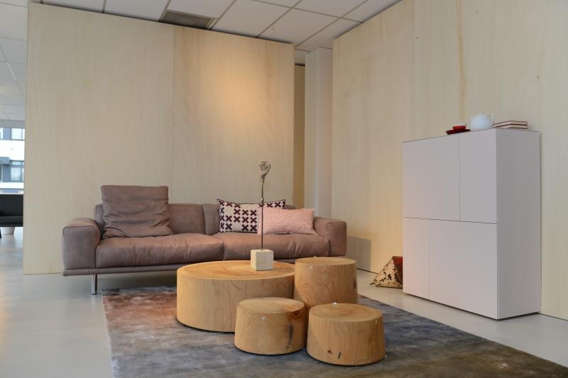Salon En Bijzettafels Wonen Poppels Meubelhuis
